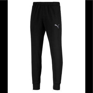 NEW Men's Puma joggers w/ pockets & draw string